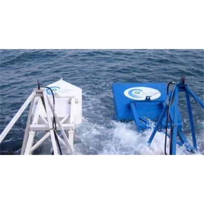 磁致伸缩传感器在浮子摆式波浪发电中的应用