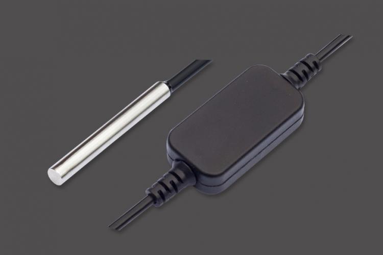 T119数字输出温度传感器 Modbus协议485接口